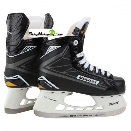 Łyżwy hokejowe Bauer Supreme S150 Jr
